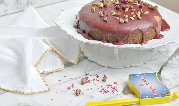 עוגה פרסית לכבוד הפורים
