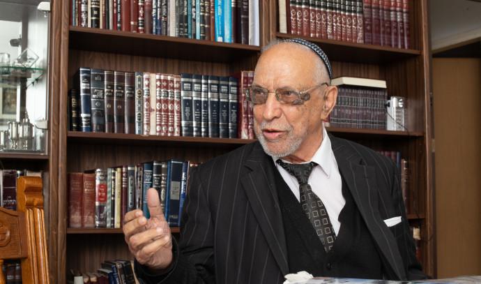 הרב יוסף בא־גד