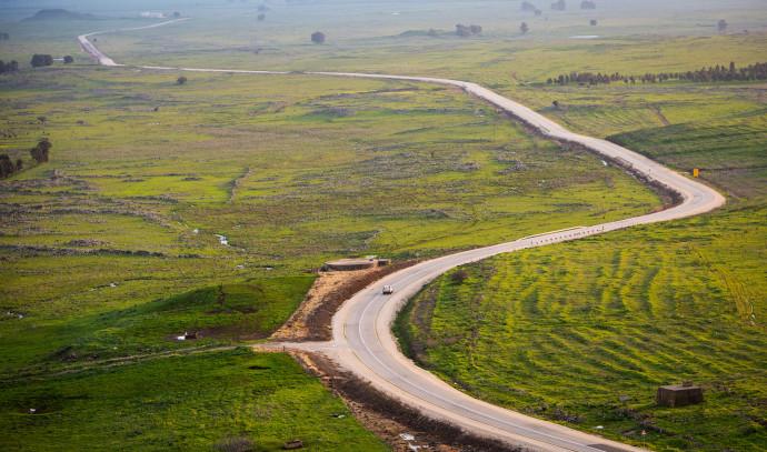 גבול ישראל - סוריה