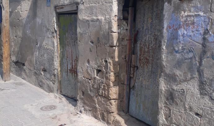 הרובע היהודי בעזה