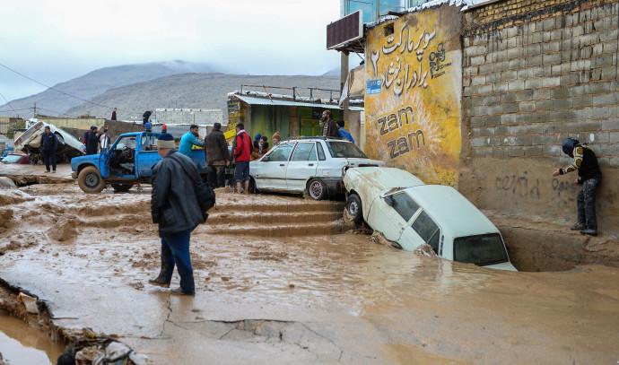 שיטפונות באיראן