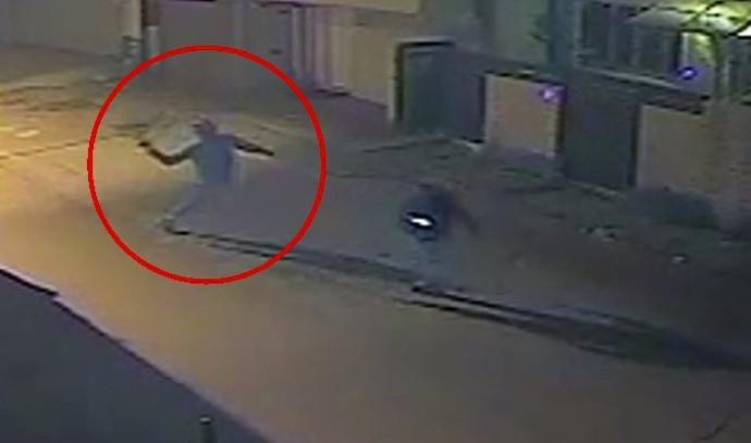 חשודים נמלטים מהמשטרה ברמלה