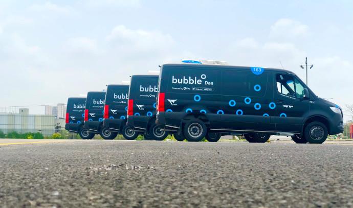 רכבי bubble