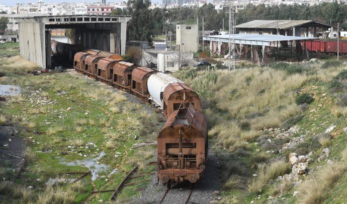 רכבת בסוריה