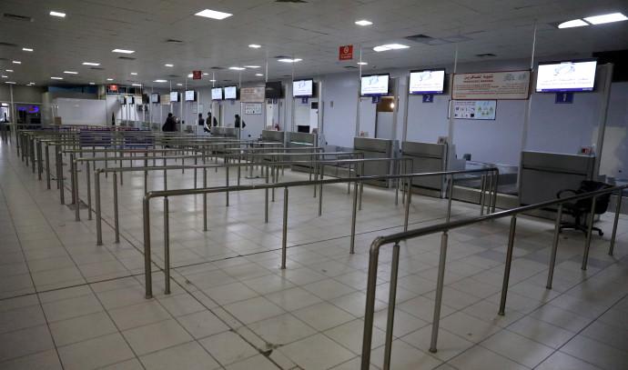 שדה התעופה בטריפולי ריק