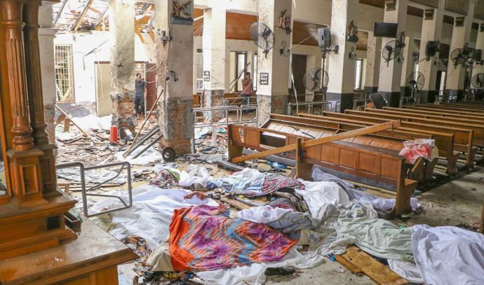 ההרס בסרי לנקה