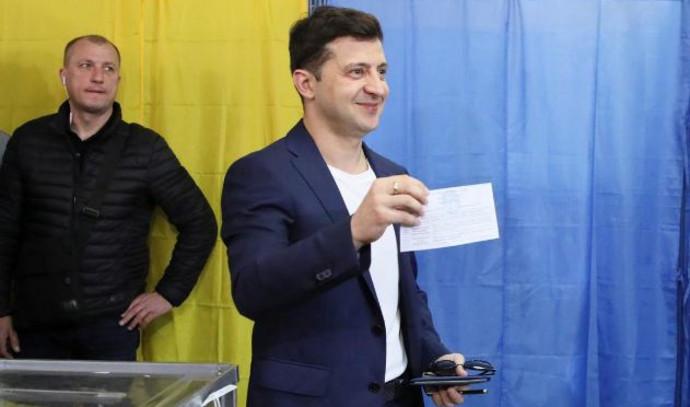 וולודימיר זלנסקי