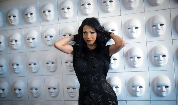 דנה אינטרנשיונל בקמפיין לקראת האירוויזיון