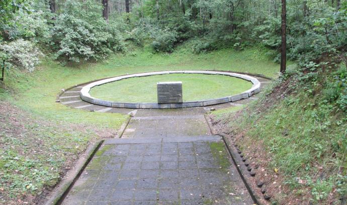 גיא ההריגה בפונאר שבליטא