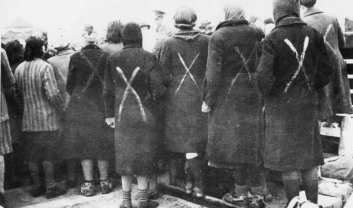 נשים במחנה הריכוז הגרמני ראונסבריק בסוף המלחמה