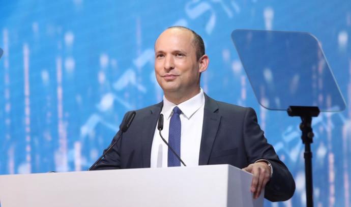 בנט בטקס פרס ישראל