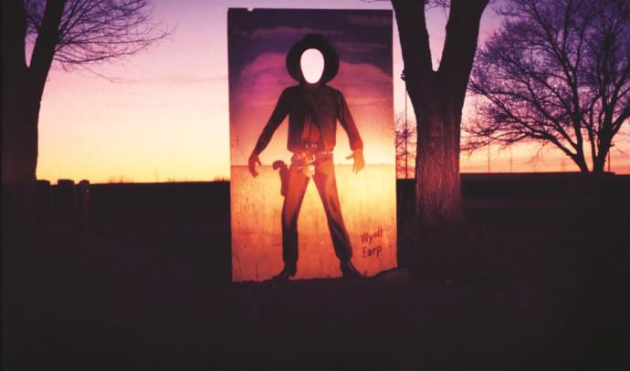 קברו של בילי הנער. פורט סאמנר, ניו מקסיקו, 1975
