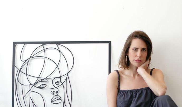 """מירב רינגל, מעצבת הראשית ומייסדת מותג העיצוב """"גליפס"""""""