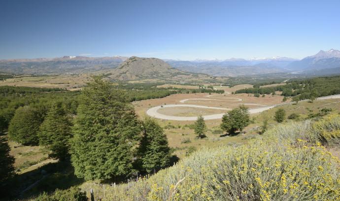 שמורת טבע בצ'ילה