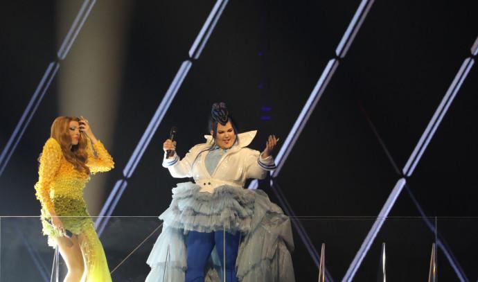 נטע ברזילי ודנה אינטרנשיונל
