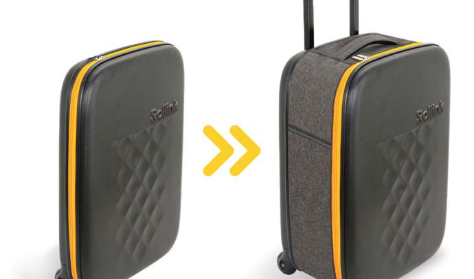 מזוודה מתקפלת של Rollink