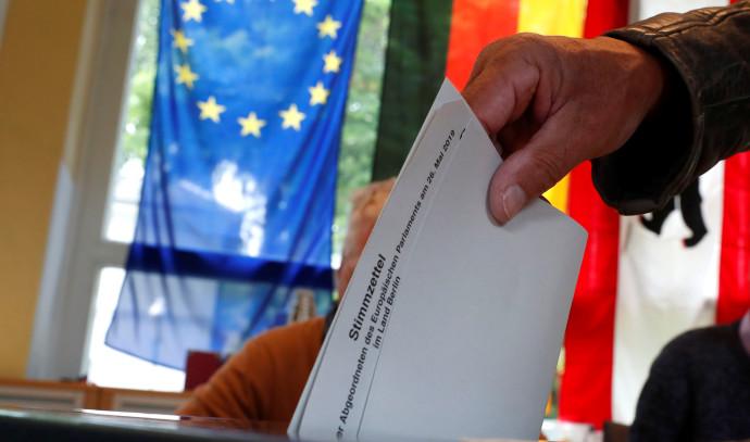 הבחירות לפרלמנט האירופי