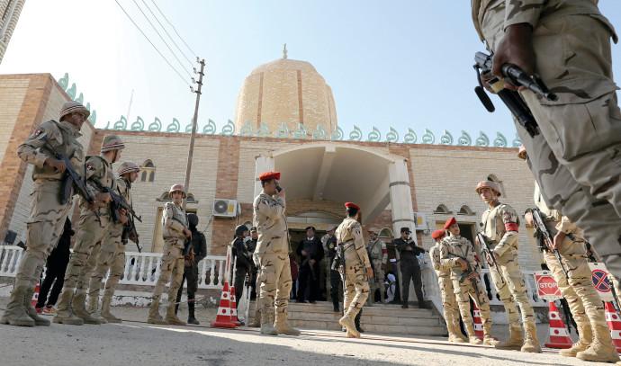 צבא מצרי בסיני