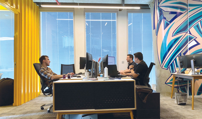 משרדי SentinelOne