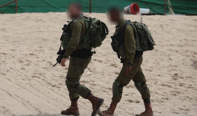 חיילים, אילוסטרציה (למצולמים אין קשר לנאמר בכתבה)