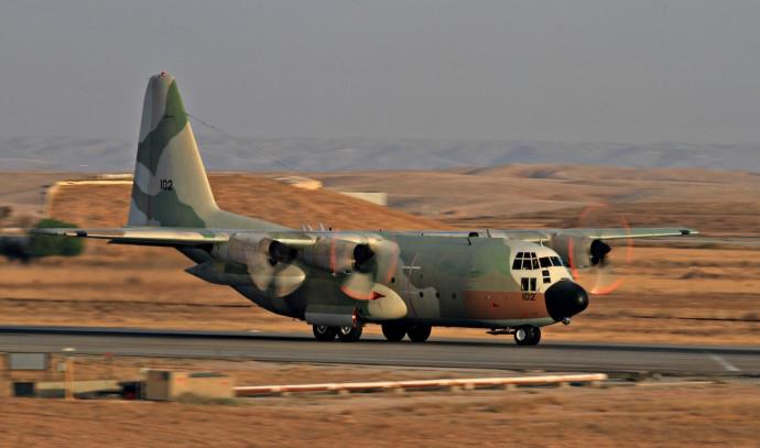 מטוס הרקולס
