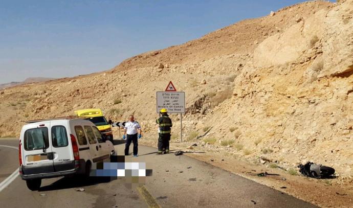 תאונת דרכים בכביש 31