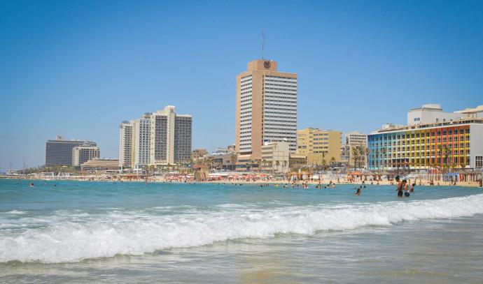 מלונות על חוף תל אביב