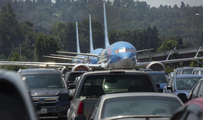 מטוסי 737 מקס מושבתים
