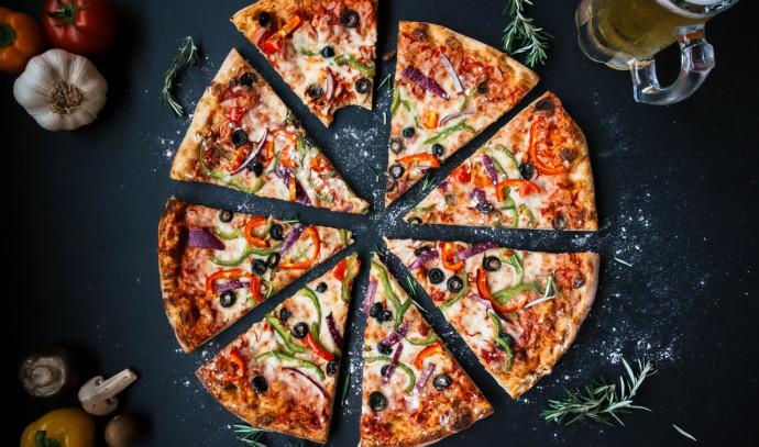 פיצה מקמח כוסמין
