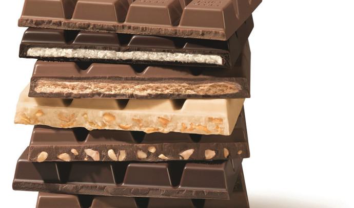 טבלאות שוקולד