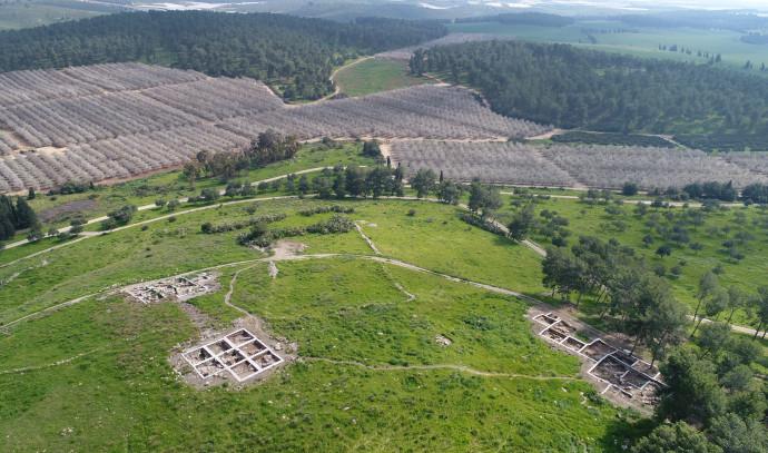 החפירה הארכיאולוגית בצקלג