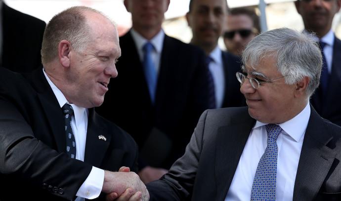 שגריר עיראק בארצות הברית פריד יאסין