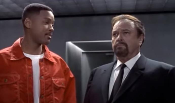 """ריפ טורן, וויל סמית', """"גברים בשחור"""""""