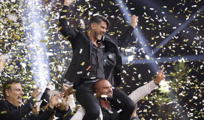 ג'ובאני רוסו בגמר הישרדות VIP