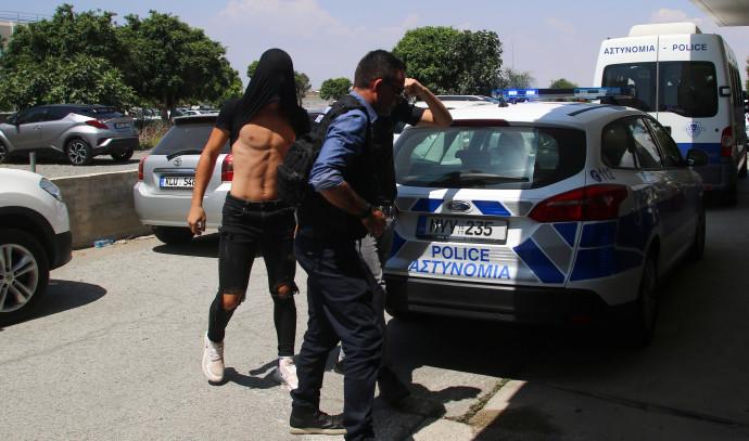 החשודים באונס בקפריסין