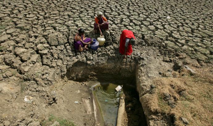 משבר המים בהודו, צ'נאי