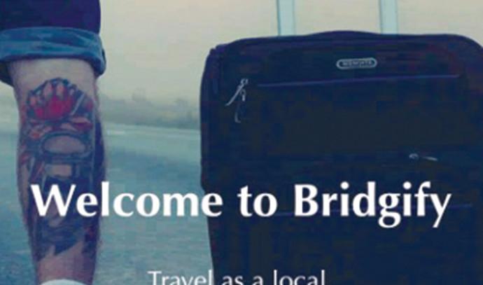 האפליקציה של תכנון הטיולים