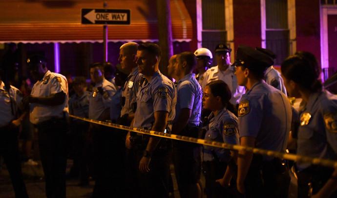 אירוע ירי בפילדלפיה