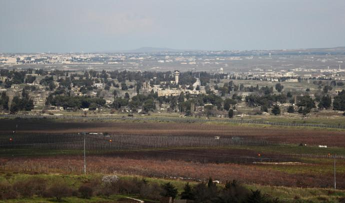 גבול ישראל סוריה, רמת הגולן