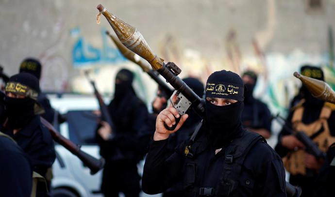 פעיל ג'יהאד אסלאמי בעזה