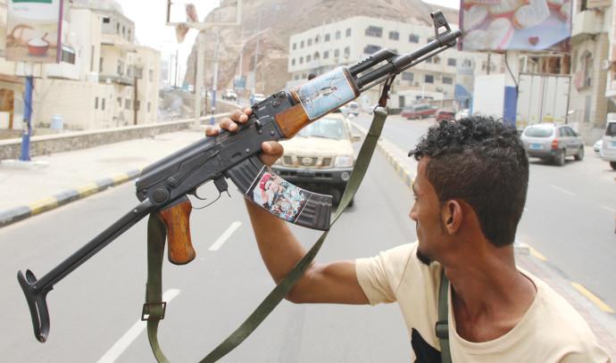 כוחות פרו-סעודים בעדן