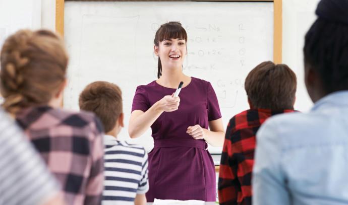 מורה (אילוסטרציה)