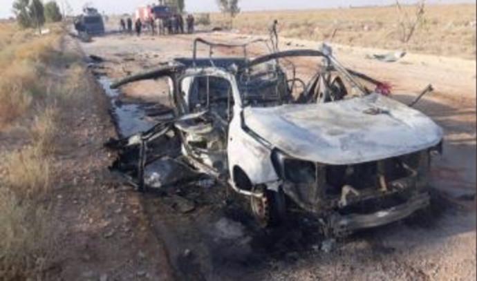 תקיפה בעיראק
