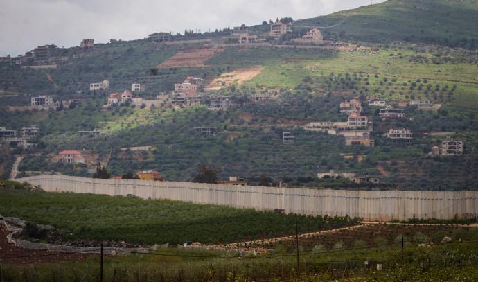 גבול ישראל לבנון