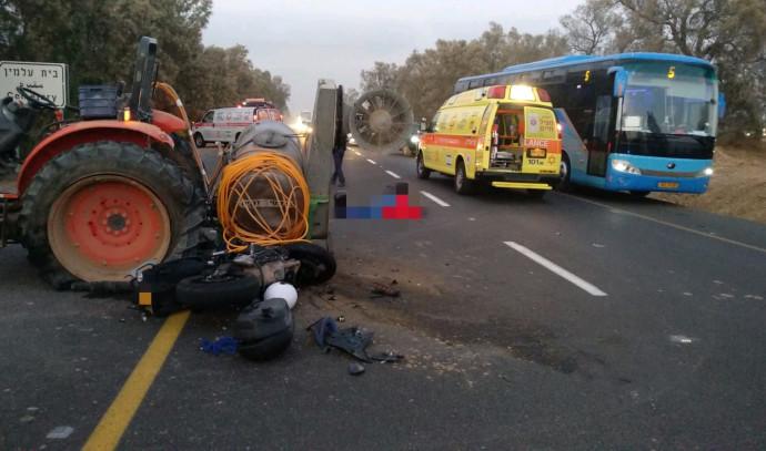 התאונה ליד נתיבות