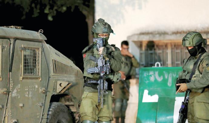 חיילים ישראלים בגבול לבנון (למצולמים אין קשר לנאמר בכתבה)