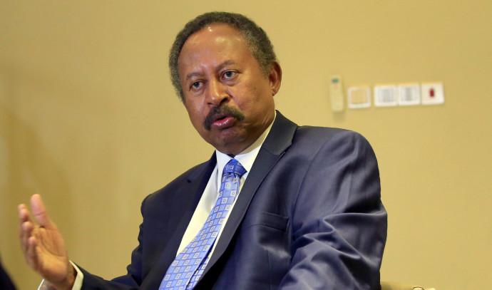 ראש ממשלת סודן עבדאללה חאמדוק