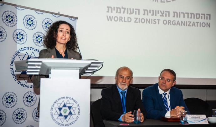 שגרירת ישראל בצ'ילה, מרינה רוזנברג