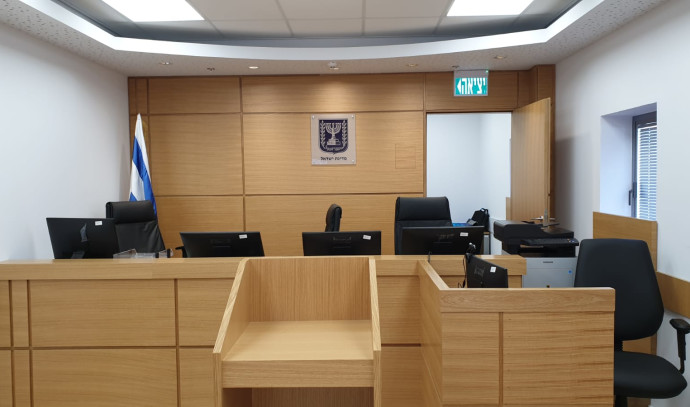חניכת בית הדין הרבני באילת