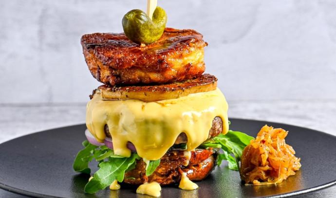 המבורגר באר שבע